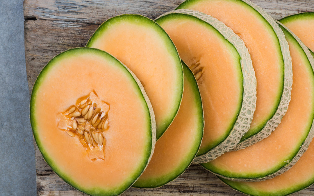 Recetas con melón en verano