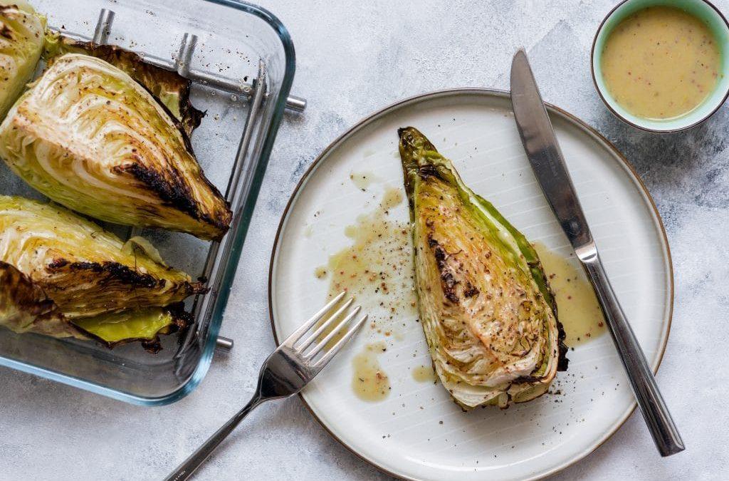 Recetas con col picuda y sabor gourmet