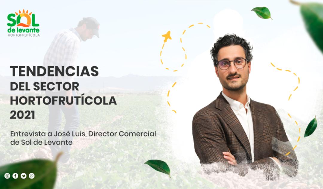 Tendencias del sector hortofrutícola en 2021